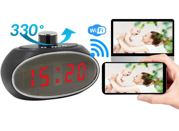 Zegarek z ukrytą kamerą IPO80